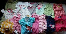 Carter's Girl Misc clothes Lot of 30 pcs 0-6 months Carter's Gymboree Box # A/B