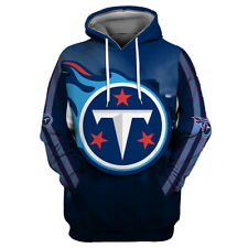 Tennessee Titans Hoodie Lightweight Small-XXXL Unisex Football Gift FGS0218