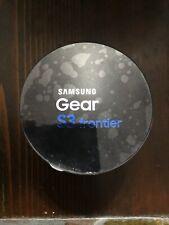 Samsung Gear S3 Frontier Smartwatch 46mm SM-R765A AT&T - Dark Gray Free Ship US