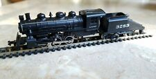Bachmann N Scale A.T. & S.F  0-6-0 Steam Engine runs good model railroad train