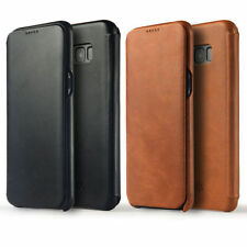 Leather Mobile Phone Wallet Cases for Samsung Galaxy S8