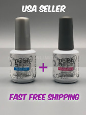 USA Seller - Gelish Foundation & Top Coat Combo - UV Soak Off Gel Nail Polish