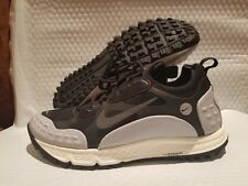 3a220d54da49d Nike Air Zoom Albis 16 ACG Black Graphite Wolf Grey Hiking Trail Shoes Size  9