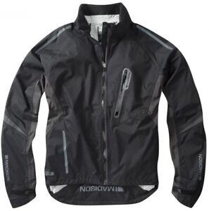 Madison Stellar Mens Cycling Jacket - Black