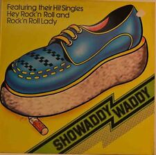 "SHOWADDYWADDY - FEAT. HIT SINGLES- HEY ROCK'N ROLL/ROCK`N WOLL LADY 12"" LP(W206)"