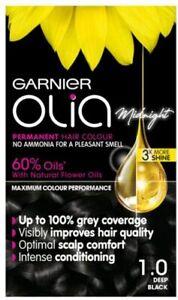 Garnier Olia No Ammonia Permanent Hair Dye, All Colours Available