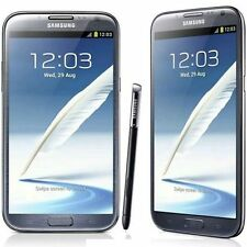 "5.5"" Samsung Galaxy Note 2 GT-N7100 16GB 8MP GPS NFC Unlocked Smartphone Gray"
