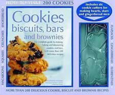 Cookies, Biscuits, Bars & Brownies Kit: How to Make 300 Cookies, Bars and Browni