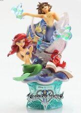 SQUARE Disney Formation Arts Kingdom Hearts II V 3 SORA Figure Atlantica NO BOX