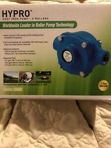 Hypro 6 Roller Cast Iron Sprayer Pump