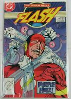 Flash #8 Jan. 1988, DC Comics