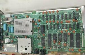 Commodore C64 Brotkasten Mainboard (Motherboard) 250407 (funktioniert)