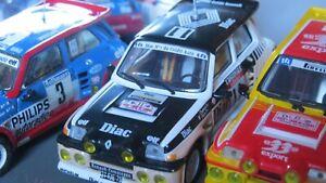 miniature 1/43 Renault Maxi 5 Turbo Tour De Corse 86 A.Chatriot SKID