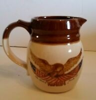 Vintage Collectible Souvenir Eagle Pitcher National Gallery Art Washington DC