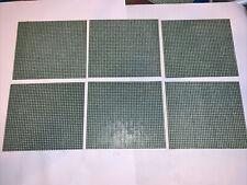 3 12 X 4 Prototyping Circuit Board Prototype Breadboard New Lot Of 6