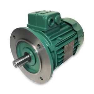 0.55kW (3/4HP) 2P 3000RPM B5 LS 71L 230VD/400VY 50Hz New Leroy Somer AC Motor