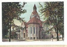 M E Church Anderson In Rotograph Unused Methodist Episcopal Postcard 6103