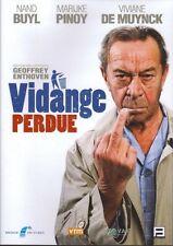 VIDANGE PERDUE : nand buyl NIEUW NOUVEAU DVD
