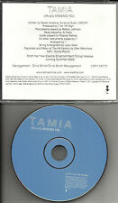 TAMIA Officially Missing You PROMO RADIO DJ CD single 2003 PRCD 1876