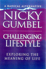 Very Good, Challenging Lifestyle (Alpha), Gumbel, Nicky, Book