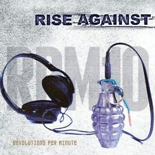 Rise Against RPM10 WHITE VINYL LP Record revolutions per minute & bonus MP3 NEW!