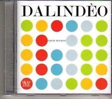 (CR781) Dalindeo, Open Scenes - 2007 CD