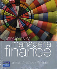 Principles of Managerial Finance with MyFinanceLab by Roger Juchau, Jack Flan...