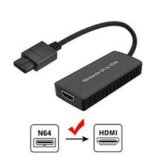 Nintendo 64 To HDMI Converter, HD Link Cable for N64, Nintendo 64 To HDMI