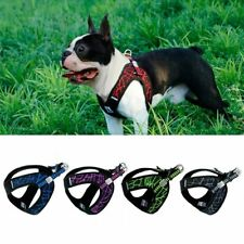No Pull Sport Reflective Dog Harness Small Medium Large Dog Pitbull Safety Vest