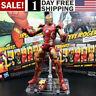 "US! Marvel Legends 6"" Iron Man MK 43 Action Figure Armor Age of Ultron Avengers"