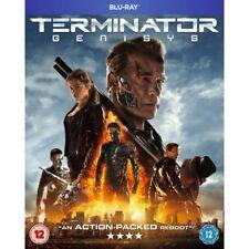 Arnold Schwarzenegger Terminator Genisys Blu-ray DVDs & Blu-rays