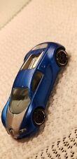 Hot Wheels 2002 Bugatti Veyron Satin Blue & Silver Loose Malaysia