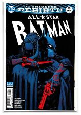 ALL-STAR BATMAN #10 - Cover C - Sebastian Fiumara Variant - NM - DC Comics!