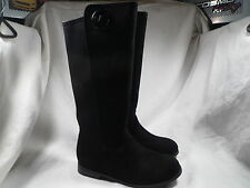 MICHAEL KORS EMMA LILY TODDLER BLACK BOOTS GIRLS SIZE 9