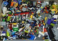 REDUCED LEGO Bulk Lot of 50 Special Parts Pcs Details RANDOM LOT Super Heros SW