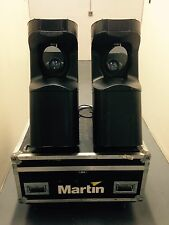 Martin RoboScn Pro 918 Two (2) with Road Case