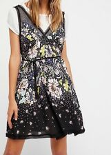 Free People Longwood Printed Slip L NWT
