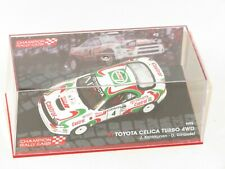 1/43 Toyota Castrol Celica Turbo 4WD  Rally 1000 Lakes Finland 1993  J.Kankkunen