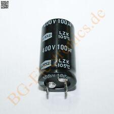 2 x 220µf 220uf 250v 105 ° rm7.5 Elko Condensatore Capacitor SAMWHA e-CAP 2pcs