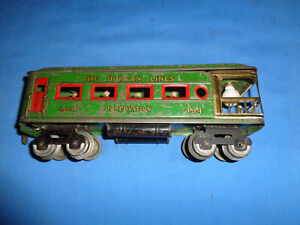 Dorfan #494 Observation Passenger Car