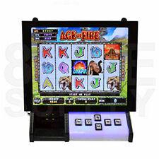 NEW - GLOW TOP Countertop LCD Cherry Master 8 Liner Machine w/ Bill Acceptor