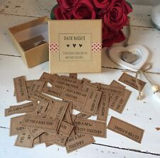 Date Night Ideas Gift Box 52 Date Ideas For You And Your Loved One