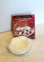 Vintage Fairfield Silverplated Candy Holder Dish w/Handle AC11678 New in Package