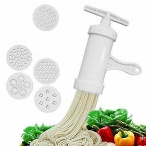 Plastic Pasta Noodle Maker Fruit Juicer Press Spaghetti Kitchen Machine