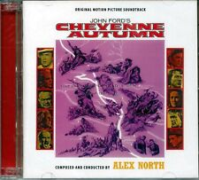 """Alex North """"CHEYENNE AUTUMN"""" score Intrada Limited 2CD SEALED sold out"""