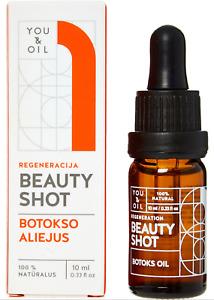 YOU & OIL Botokso Anti-Aging Beauty Shot 10ml rrp £19.50