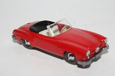 Wiking, Mercedes Benz 190 SL,  Red