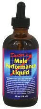 MALE PERFORMANCE LIQUID GROWTH TESTOSTERONE BOOSTER TOP SUPPLEMENTS HORMONE  GH