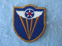 WWII 4th Army Air Force Patch Custom Wool WW2
