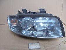 AUDI A4 2002 OFFSIDE DRIVER SIDE FRONT LAMP LIGHT HEADLIGHT 8E0941004G